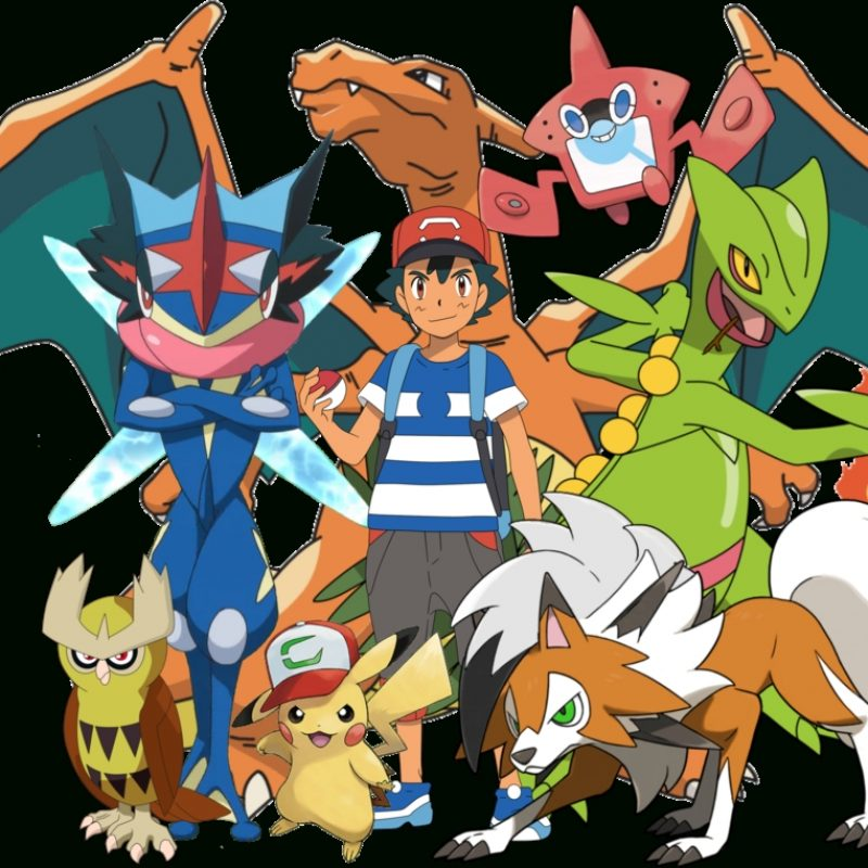 10 New Ash's Pokemon Group Photo FULL HD 1920×1080 For PC Desktop 2018 free download pokemon ash best teamdavidbksandrade on deviantart 800x800