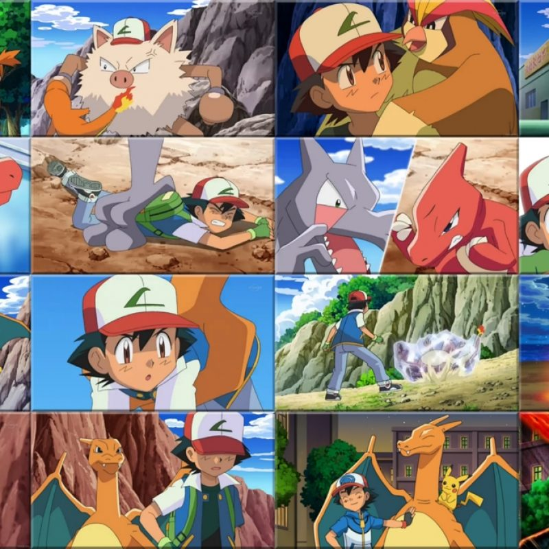 10 New Ash's Pokemon Group Photo FULL HD 1920×1080 For PC Desktop 2018 free download pokemon ash ketchum memories in kanto 2013gt4tube on deviantart 800x800