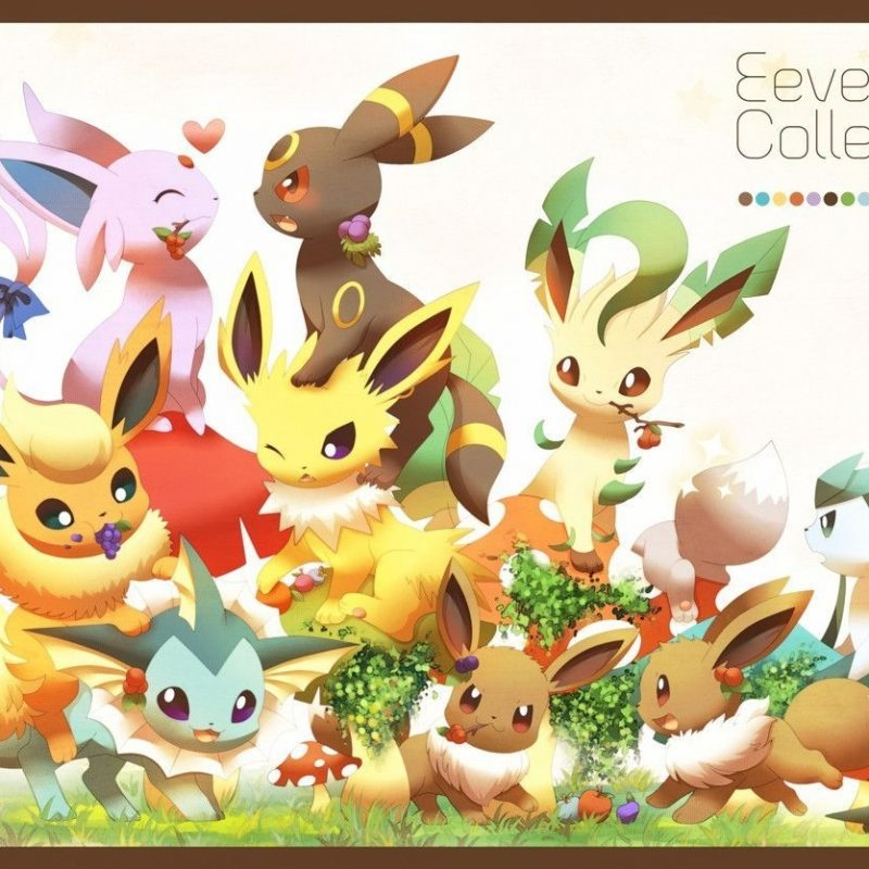 10 Most Popular Cute Eevee Evolutions Wallpaper FULL HD 1920×1080 For PC Desktop 2018 free download pokemon cute eevee eevee evolutions wallpaper wallpaper panda 1 800x800