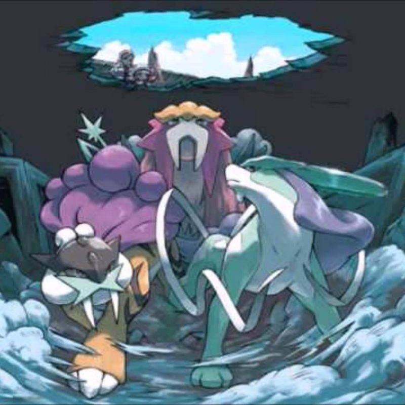 10 Top Pokemon Wallpaper Legendary Dogs FULL HD 1920×1080 For PC Background 2018 free download pokemon gold silver crystal legendary dogs pokemon bw2 remix 800x800