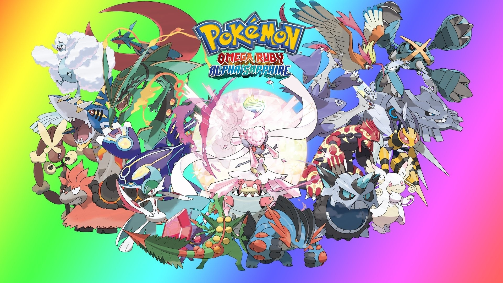 pokemon mega evolutions wallpaper (75+ images)