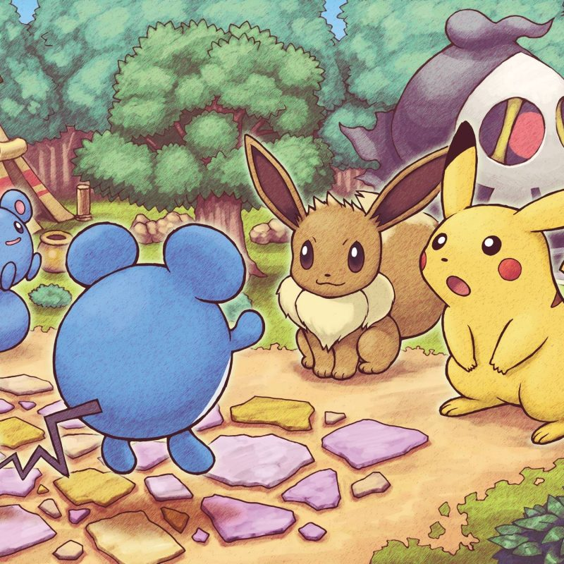 10 Latest Pokemon Mystery Dungeon Wallpaper FULL HD 1920×1080 For PC Desktop 2018 free download pokemon mystery dungeon wallpapers wallpaper cave 800x800