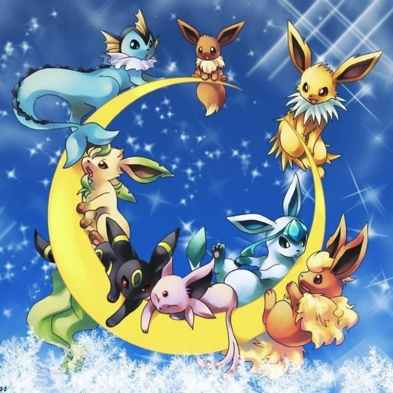 10 Top Pokemon Eevee Evolutions Wallpaper FULL HD 1920×1080 For PC Background 2018 free download pokemon pictures eeveelution wallpaper pokemon wallpaper 800x800