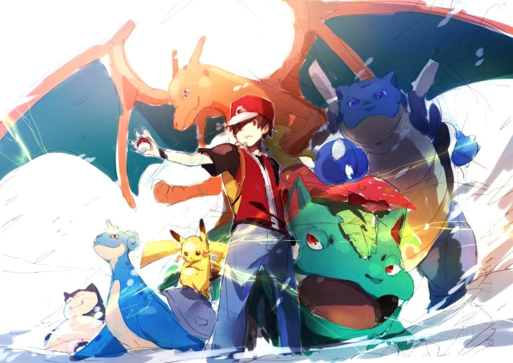 10 Latest Pokemon Trainer Red Wallpaper Hd FULL HD 1080p For PC Desktop 2018 free download pokemon red wallpaper images sdeerwallpaper 132 pinterest 1024x724