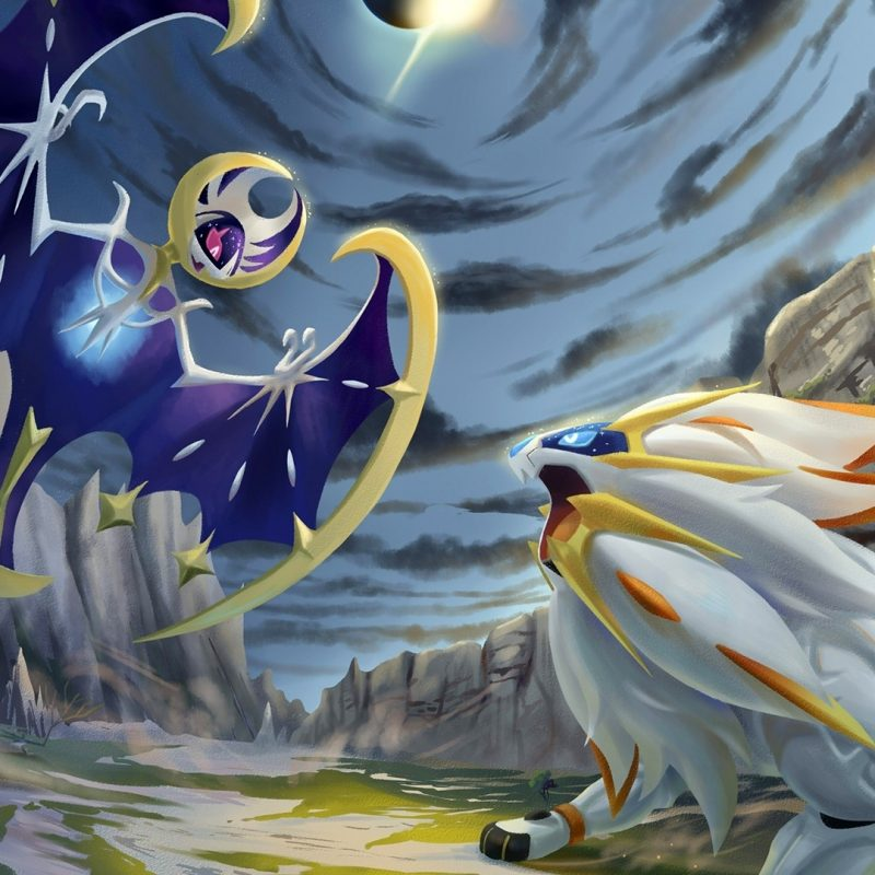 10 New Pokemon Sun And Moon Desktop Background FULL HD 1920×1080 For PC Desktop 2020 free download pokemon sun and moon solgaleo vs lun wallpaper 5774 800x800