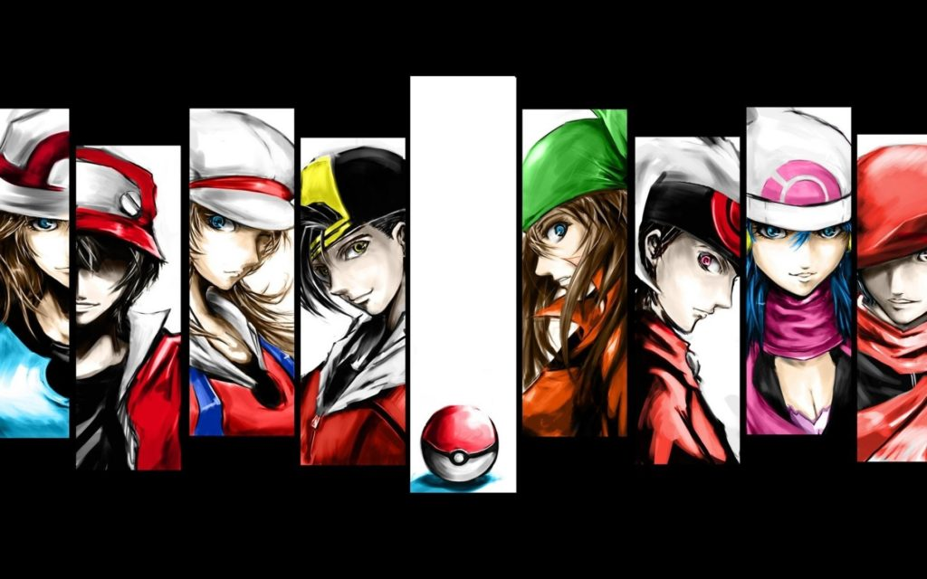 10 Latest Pokemon Trainer Red Wallpaper Hd FULL HD 1080p For PC Desktop 2018 free download pokemon trainer wallpaper 78 images 1024x640