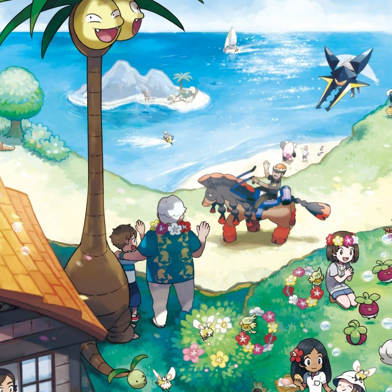 10 New Pokemon Sun And Moon Desktop Background FULL HD 1920×1080 For PC Desktop 2020 free download pokemon ultra sun and ultra moon can be caught on 3ds later this 800x800
