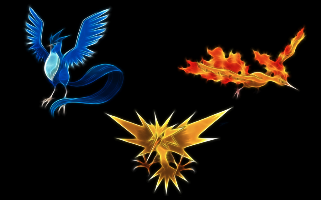 10 New Articuno Zapdos Moltres Wallpaper FULL HD 1920×1080 For PC Background 2018 free download pokemon zapdos articuno simple background moltress black 1024x640