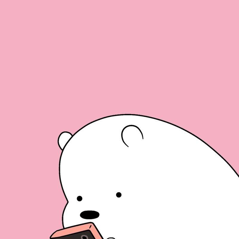 10 Latest We Bare Bears Iphone Wallpaper FULL HD 1080p For PC Desktop 2018 free download polar bear ice bear we bare bears wallpaper iphone pinterest 800x800