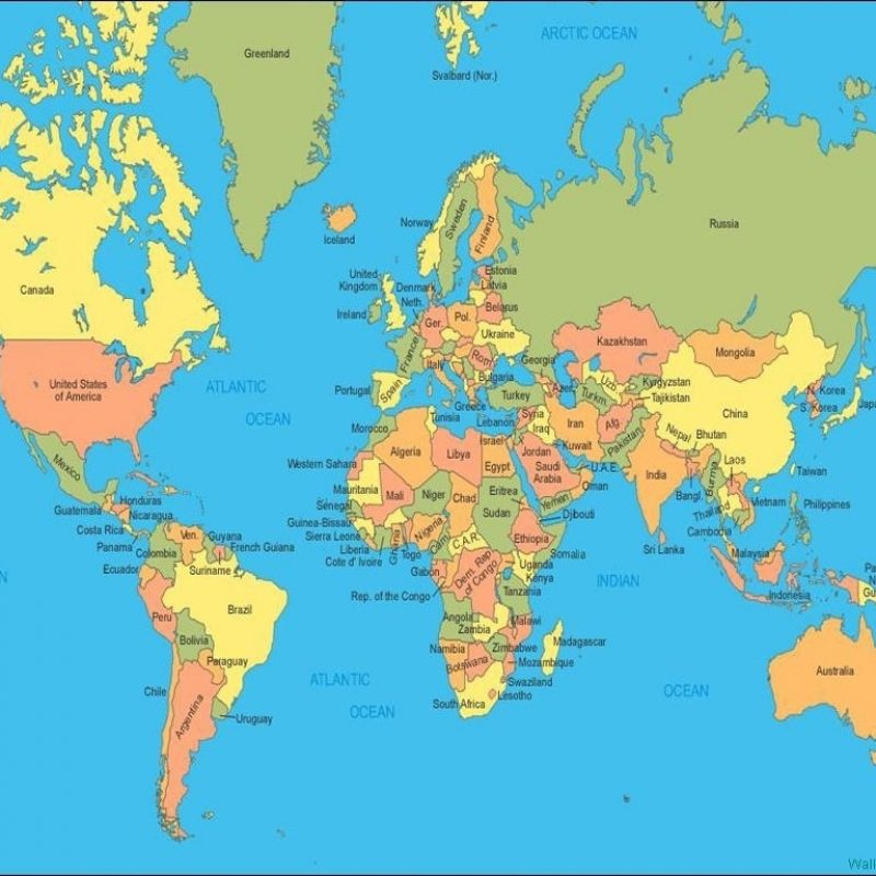10 Most Popular World Map Jpg High Resolution FULL HD 1920×1080 For PC Desktop 2018 free download political world map high resolution image physical map of egypt 800x800