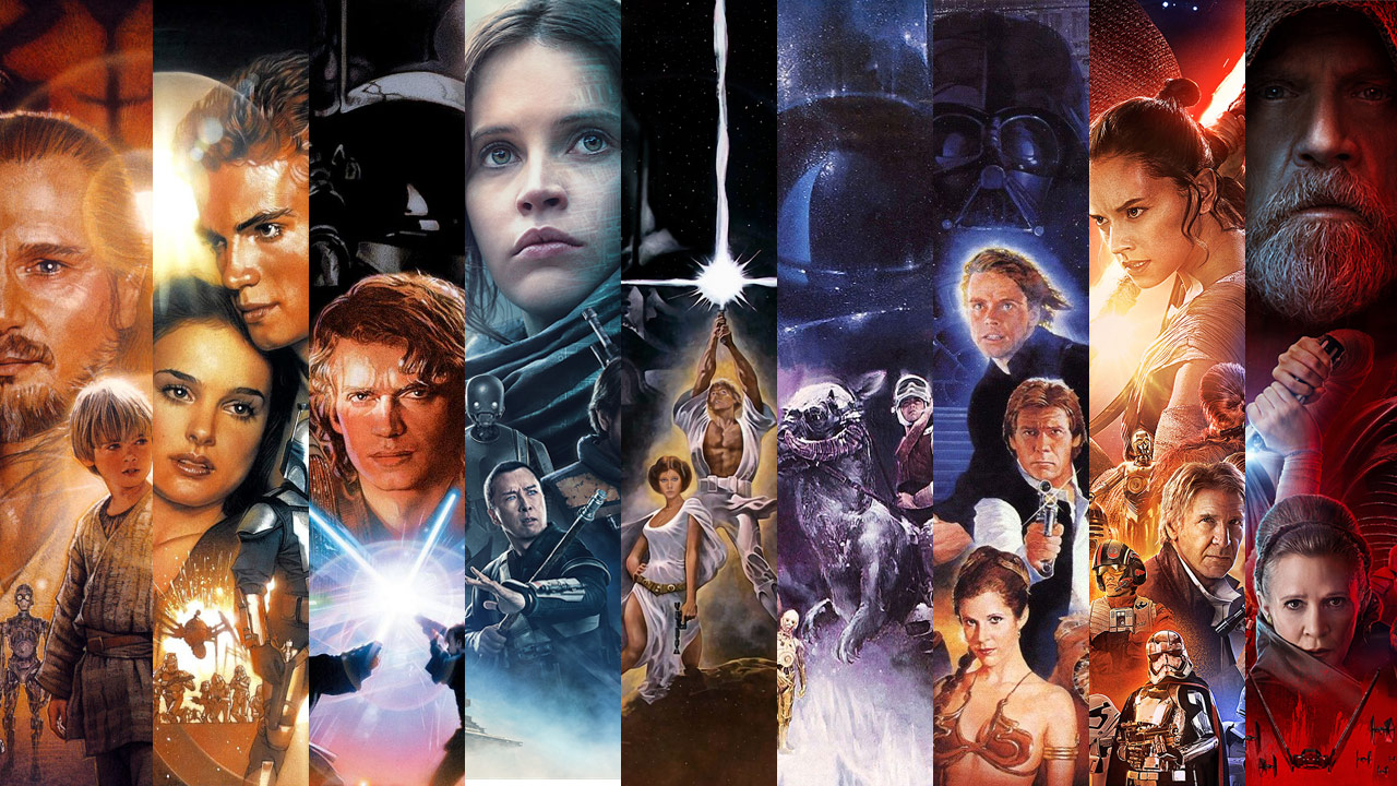 poll: what is your favorite star wars movie?   starwars
