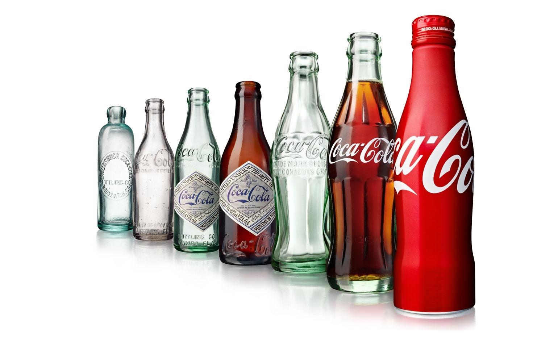 pop icon: coca cola bottle | luca bacchetti hq