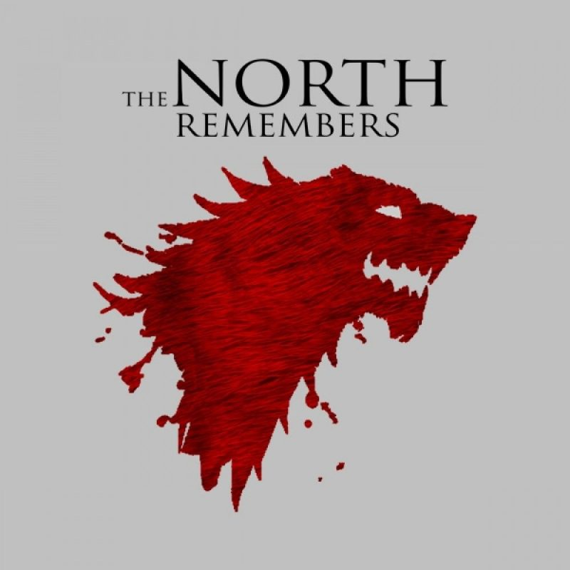 10 Most Popular The North Remembers Wallpaper FULL HD 1080p For PC Desktop 2020 free download popular game of thrones wallpaper the north remembers image stock 800x800