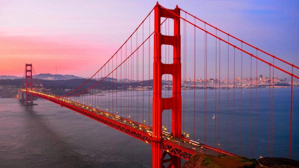 10 Top San Francisco Golden Gate Bridge Wallpaper FULL HD 1920×1080 For PC Desktop 2021 free download popular golden gate bridge in san francisco california hd desktop 1024x576