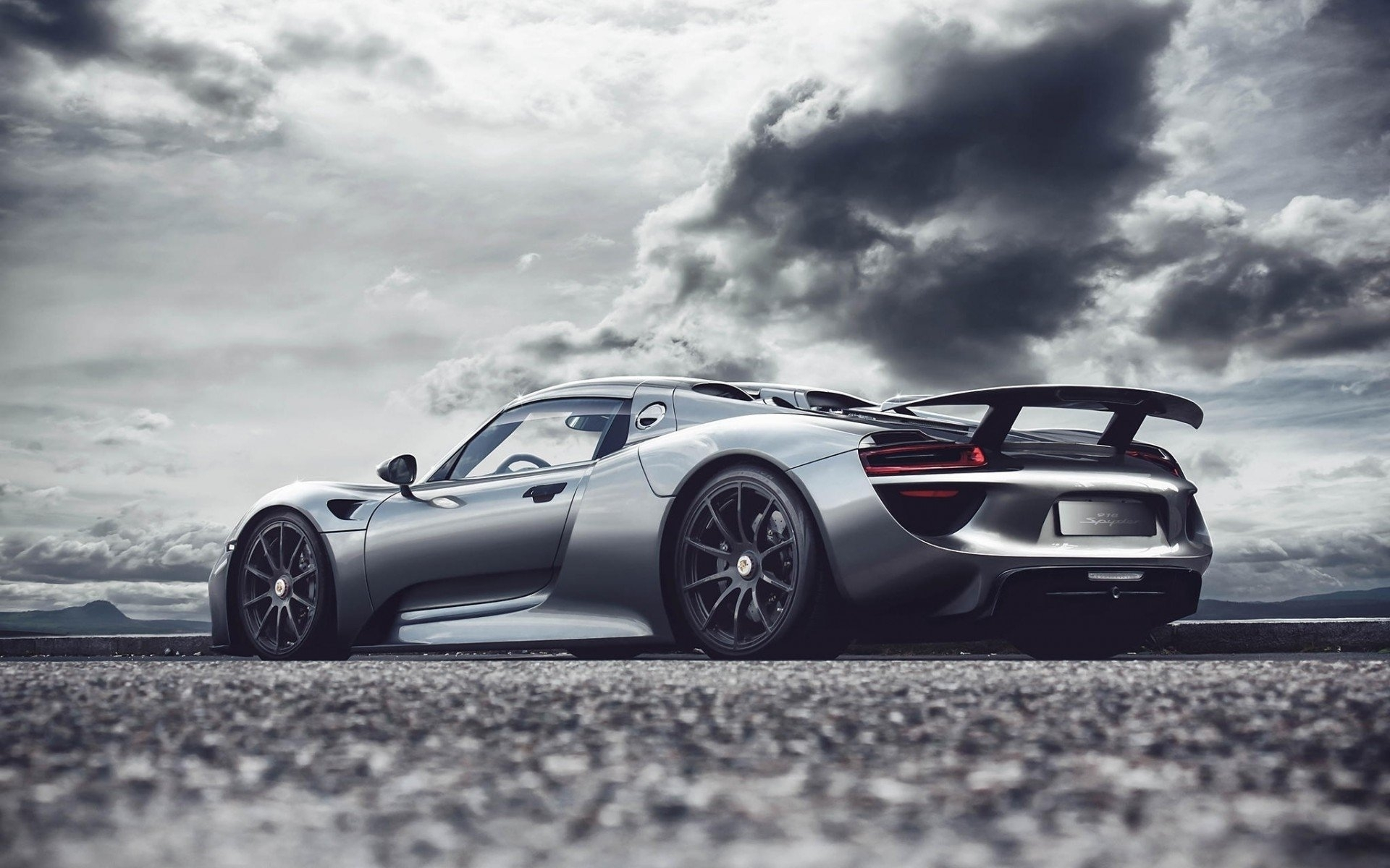 10 Latest Porsche 918 Wallpaper 1920X1080 FULL HD 1080p For PC Desktop