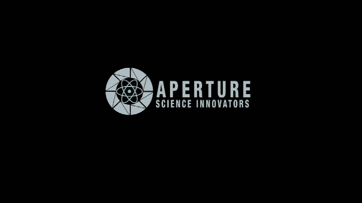 portal aperture laboratories portal 2 wallpaper | 1920x1080 | 223336