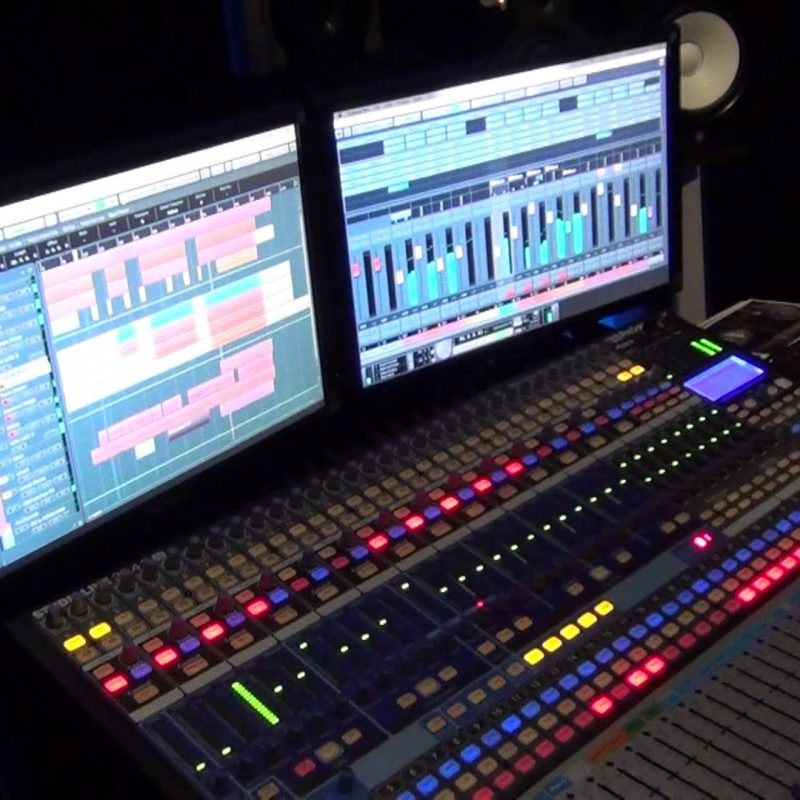 10 Latest Recording Studio Mixer Wallpaper FULL HD 1920×1080 For PC Background 2018 free download presonus studiolive 32 4 2 ai at the dotted eight recording studio 800x800