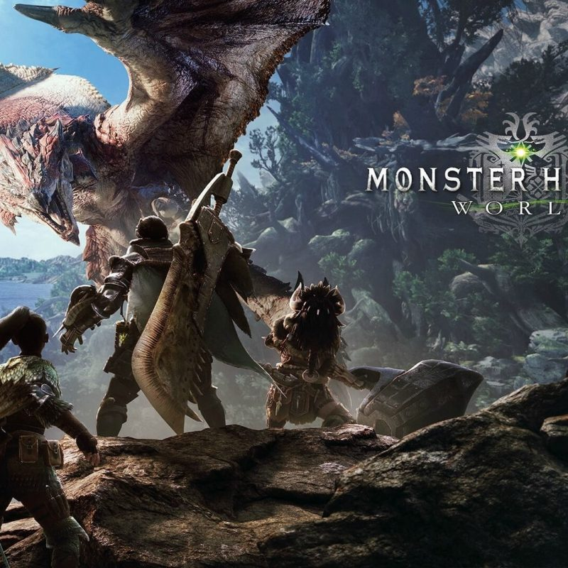 10 Latest Monster Hunter 1920X1080 Wallpaper FULL HD 1080p For PC Background 2018 free download preview monster hunter world electrostreet fr 800x800