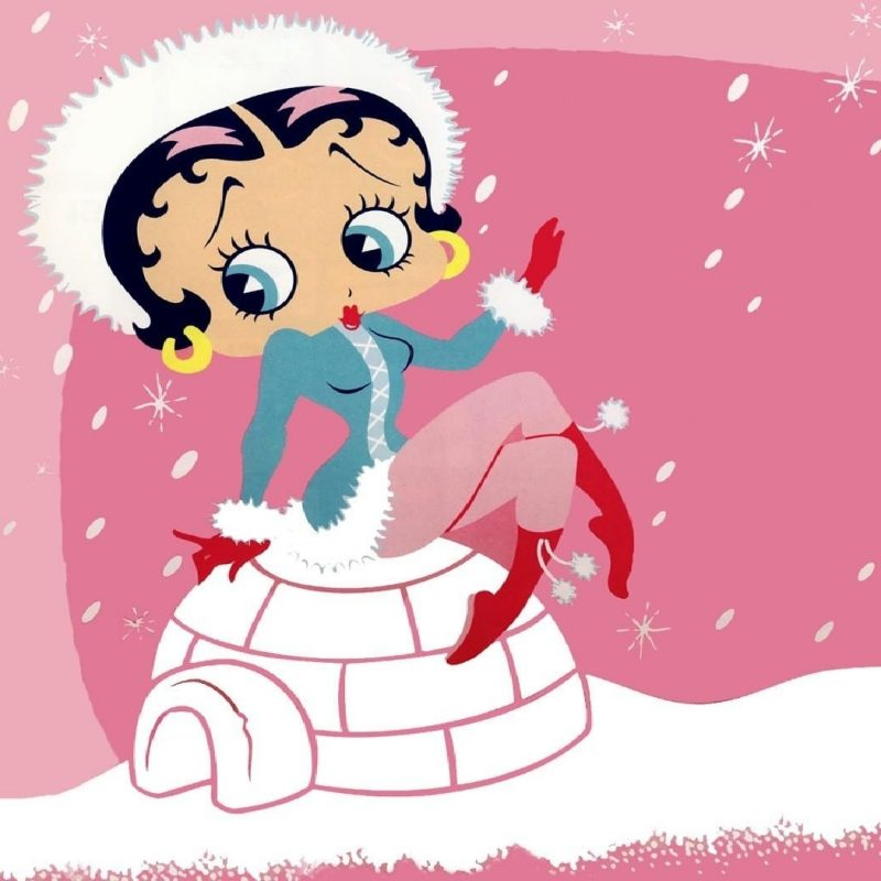 10 Latest Betty Boop Christmas Wallpaper FULL HD 1080p For PC Desktop 2018 free download %name
