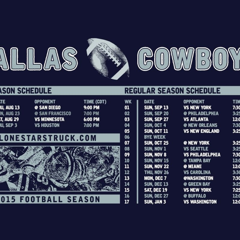 10 Best Dallas Cowboys Wallpaper Schedule FULL HD 1080p For PC Desktop 2020 free download printable dallas cowboys schedule 2017 dallas cowboys wallpaper 2015 800x800