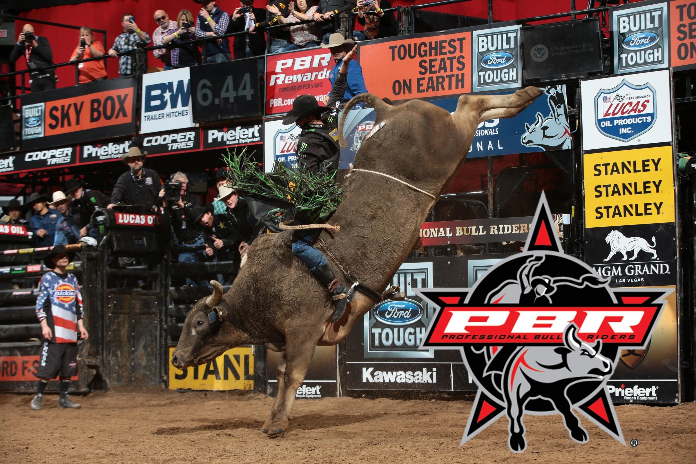 professional bull riders built ford tough series 2016 san jose