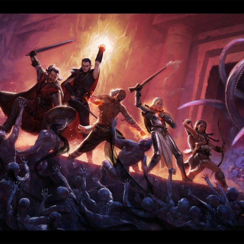 10 Latest Dungeons And Dragons Party Wallpaper FULL HD 1080p For PC Background 2020 free download project eternityobsidian entertainment kickstarter 800x800