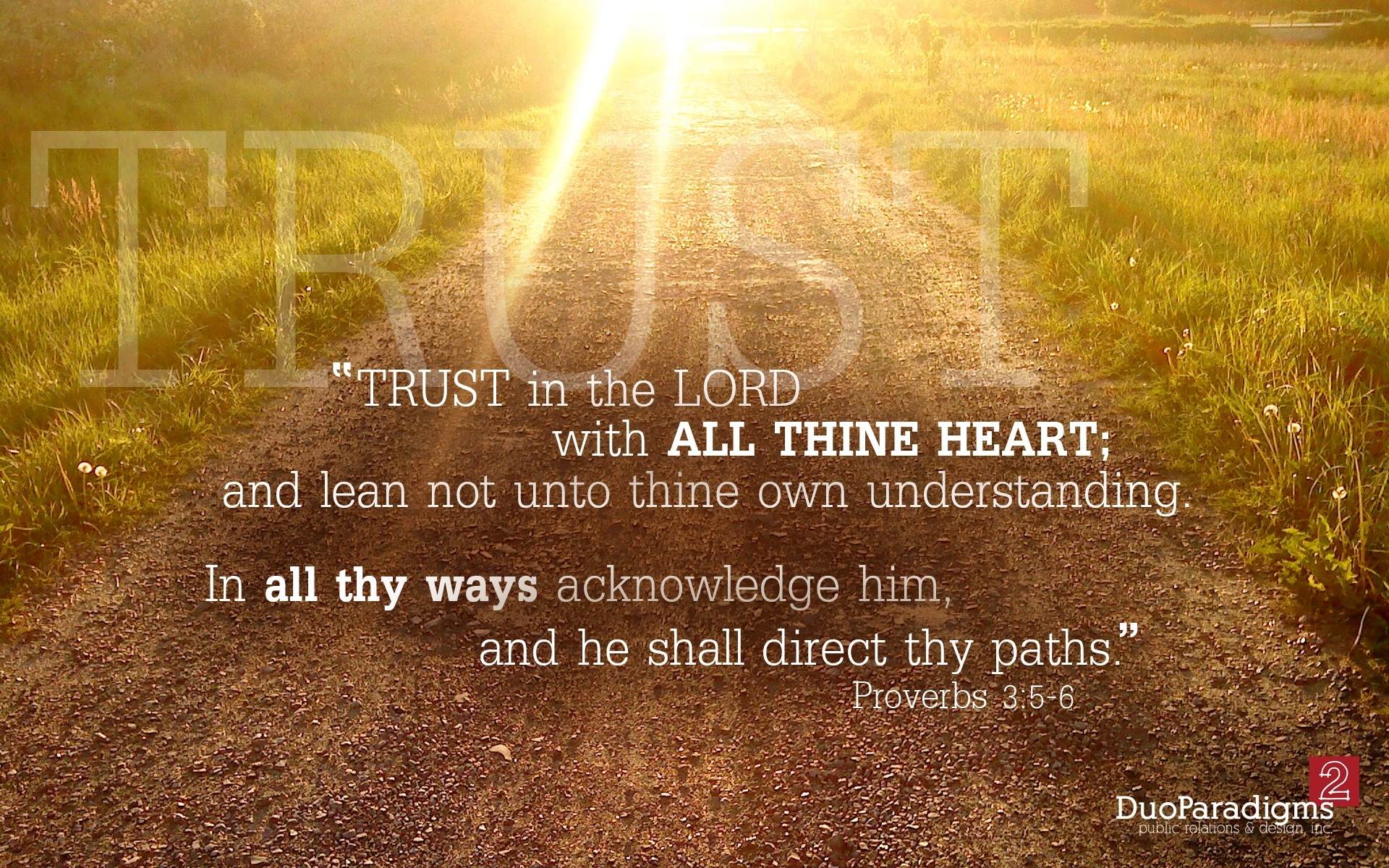 proverbs 3 5 6 wallpaper (58+ images)