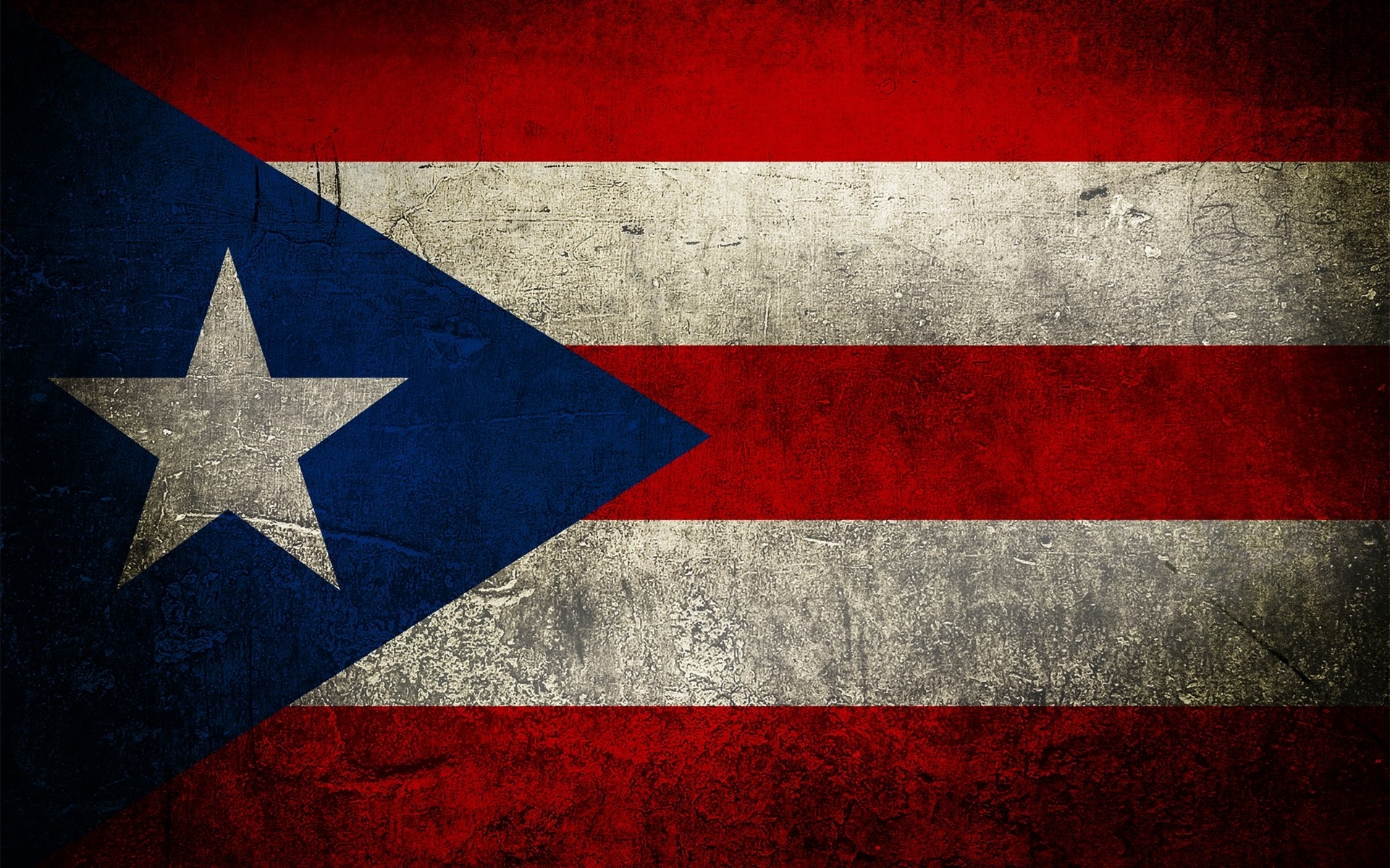 puerto rico flag - walldevil