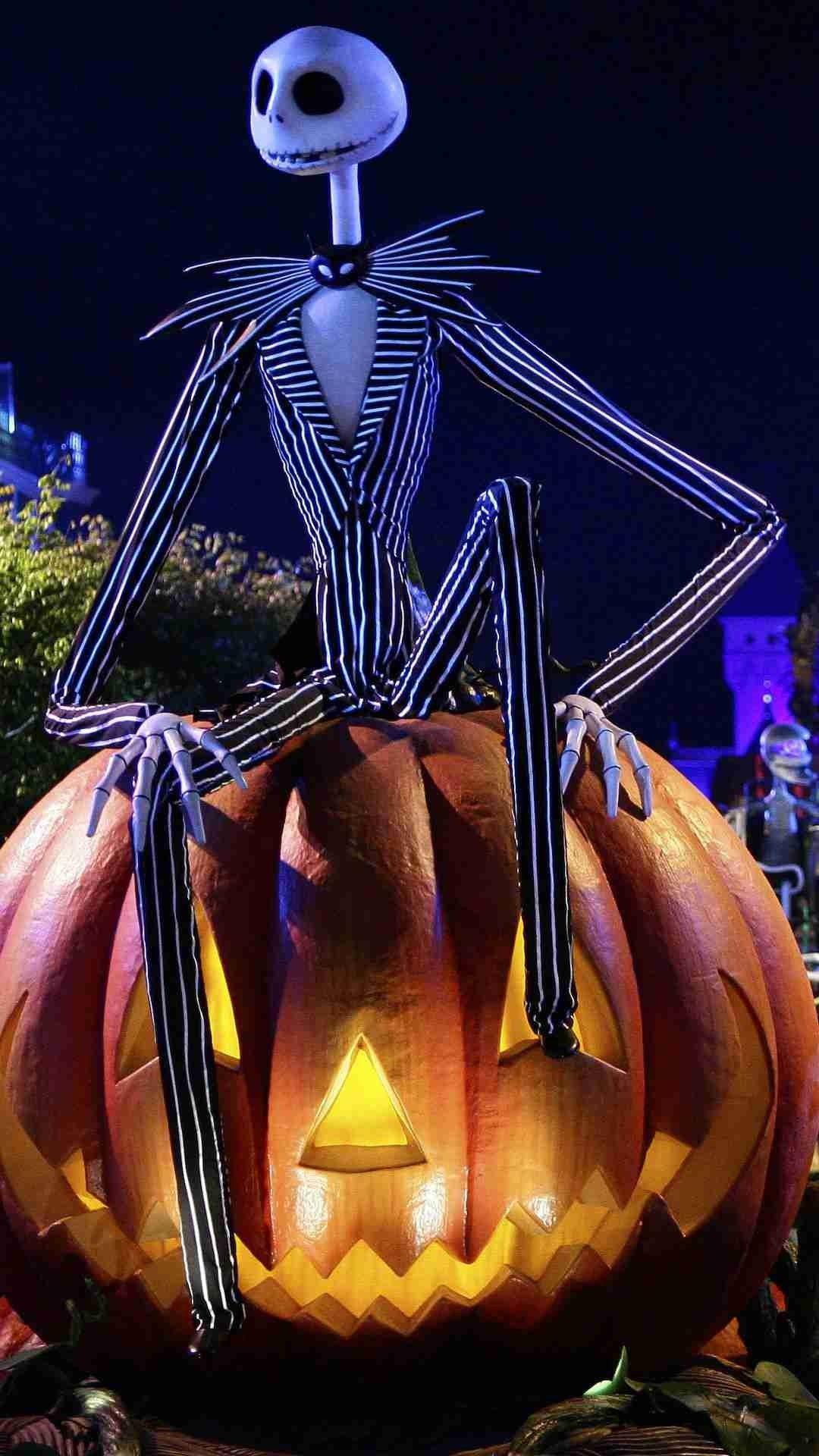 10 Best Jack Skellington Halloween Wallpaper FULL HD 1080p ...