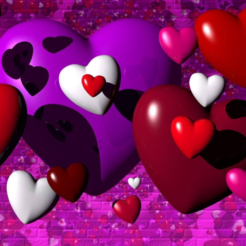 10 Latest Pictures Of Purple Hearts FULL HD 1920×1080 For PC Desktop 2018 free download purple hearts 800x800