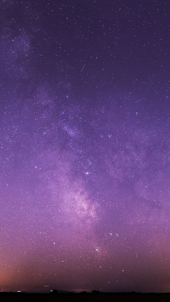 10 Best Purple Wallpaper For Android FULL HD 1080p For PC Background 2018 free download purple night sky stars milky way android wallpaper free download 576x1024