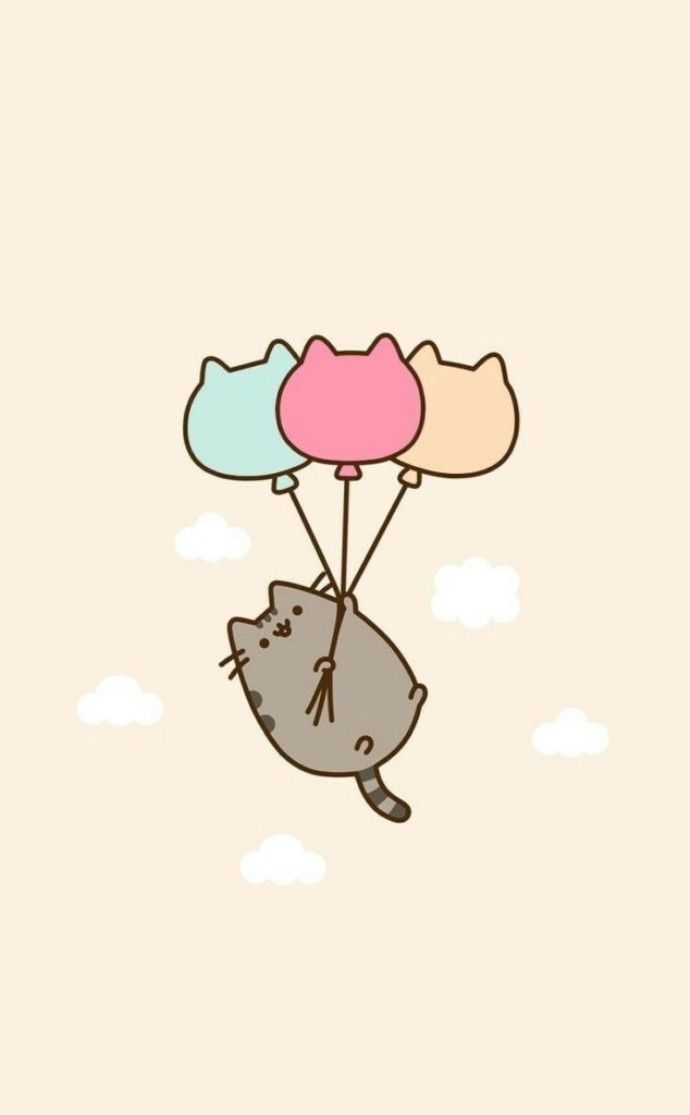 10 Best Pusheen The Cat Wallpaper FULL HD 1920×1080 For PC Background 2020 free download pusheen wallpaper pinteres 634x1024