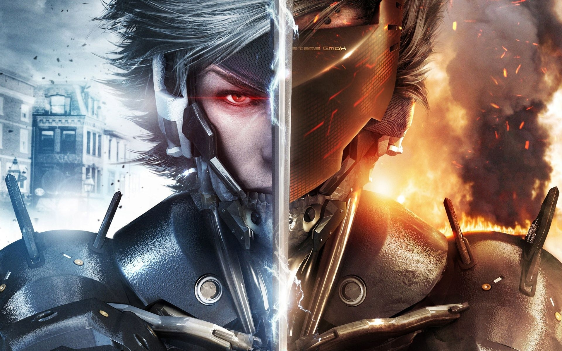 raiden metal gear rising revengeance wallpapers http://www