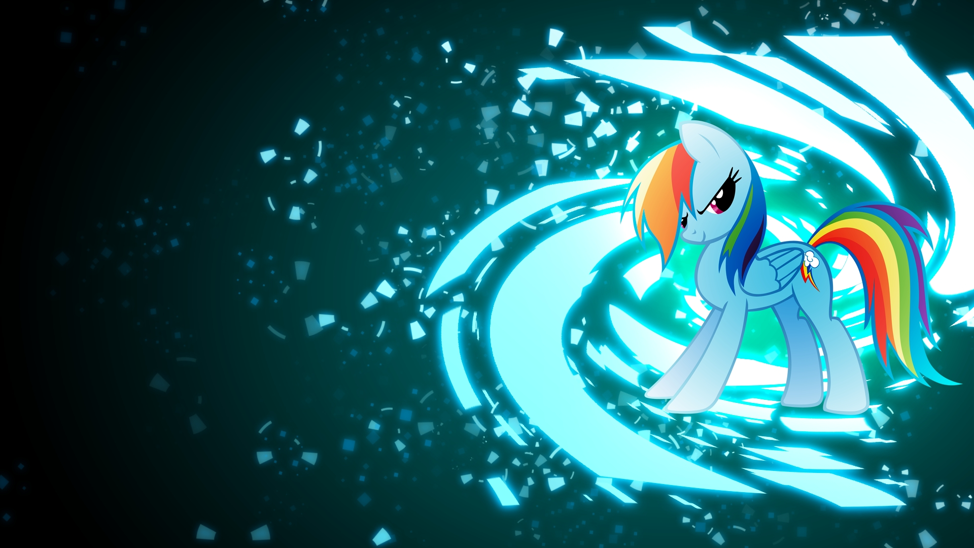 10 Best Mlp Rainbow Dash Wallpaper FULL HD 1920×1080 For PC Background