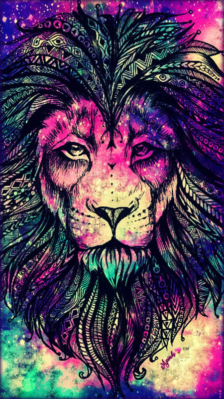 10 Latest Galaxy Lion Wallpaper FULL HD 1920×1080 For PC Background 2018 free download rainbow lion galaxy wallpaper androidwallpaper iphonewallpaper 450x800