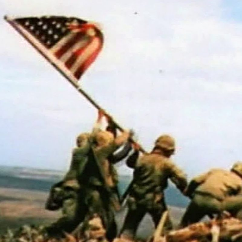 10 New Raising The Flag On Iwo Jima In Color FULL HD 1920×1080 For PC Desktop 2018 free download raising the flag on iwo jima slow motion youtube 800x800