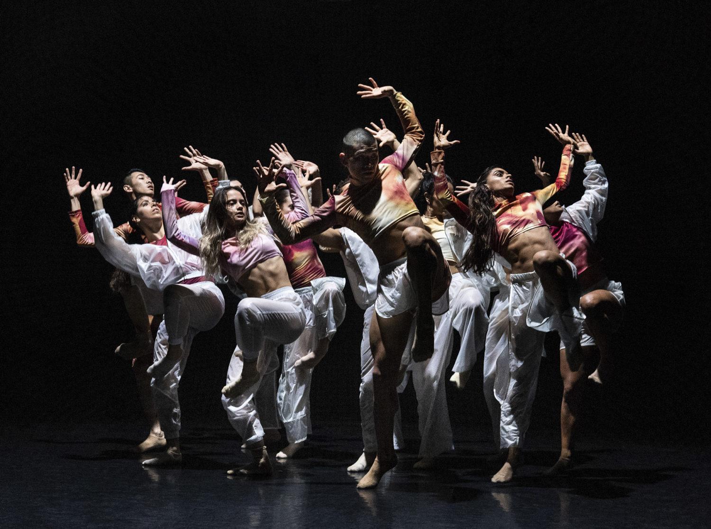 rambert - contemporary dance company london