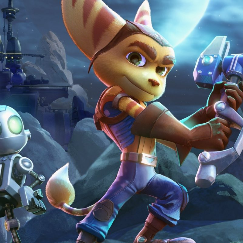 10 Best Ratchet And Clank Movie Wallpaper FULL HD 1080p For PC Desktop 2018 free download ratchet and clank movie hd movies 4k wallpapers images 800x800