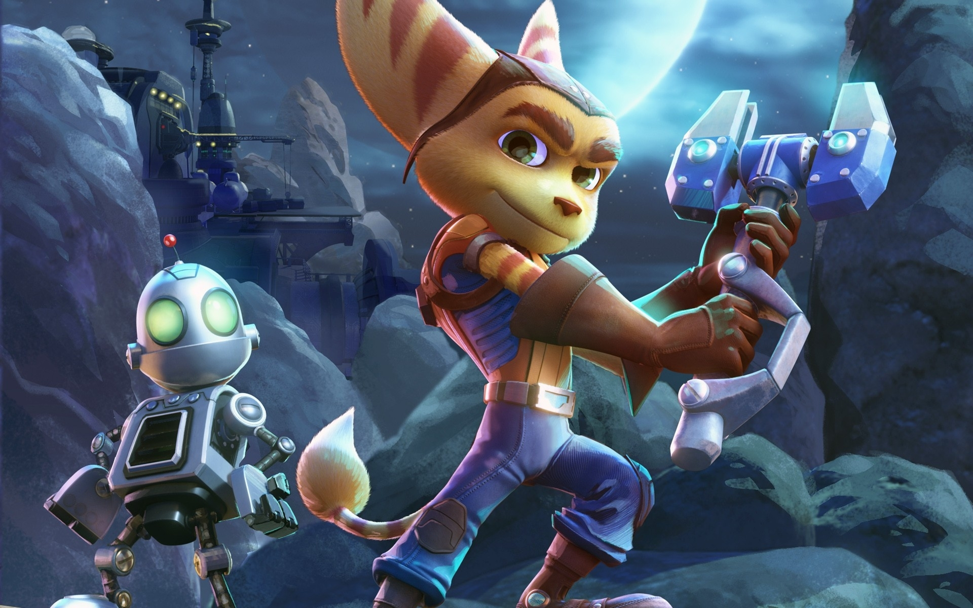ratchet and clank movie, hd movies, 4k wallpapers, images