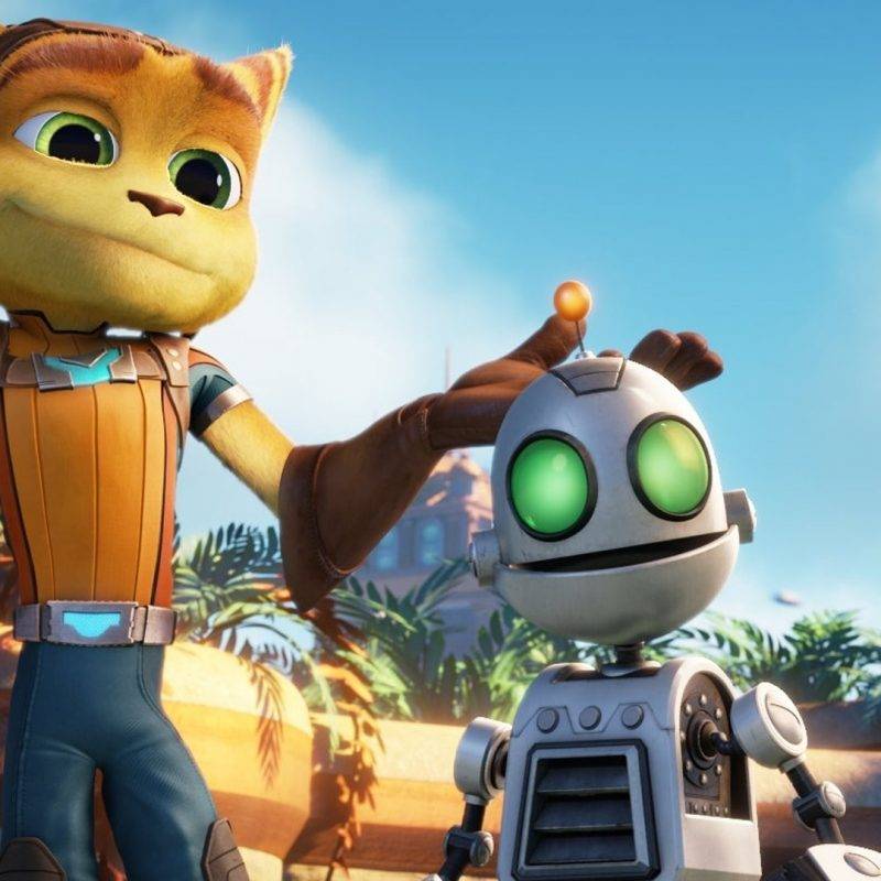 10 Best Ratchet And Clank Movie Wallpaper FULL HD 1080p For PC Desktop 2018 free download ratchet and clank ratchet and clank movie wallpapers hd desktop 800x800