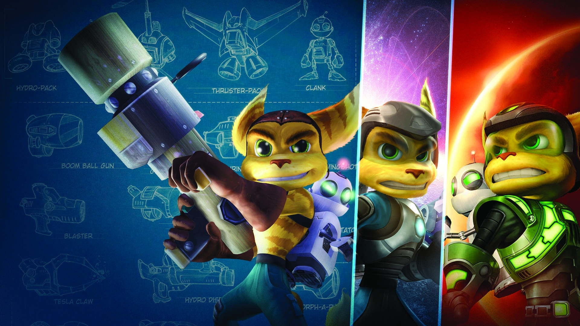 ratchet and clank wallpaper hd (80+ images)