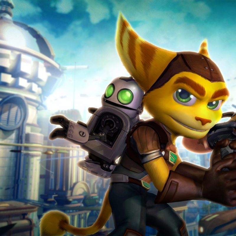 10 New Ratchet And Clank Background FULL HD 1920×1080 For PC Desktop 2021 free download ratchet clank hd trilogy coming to ps vita in july 800x800