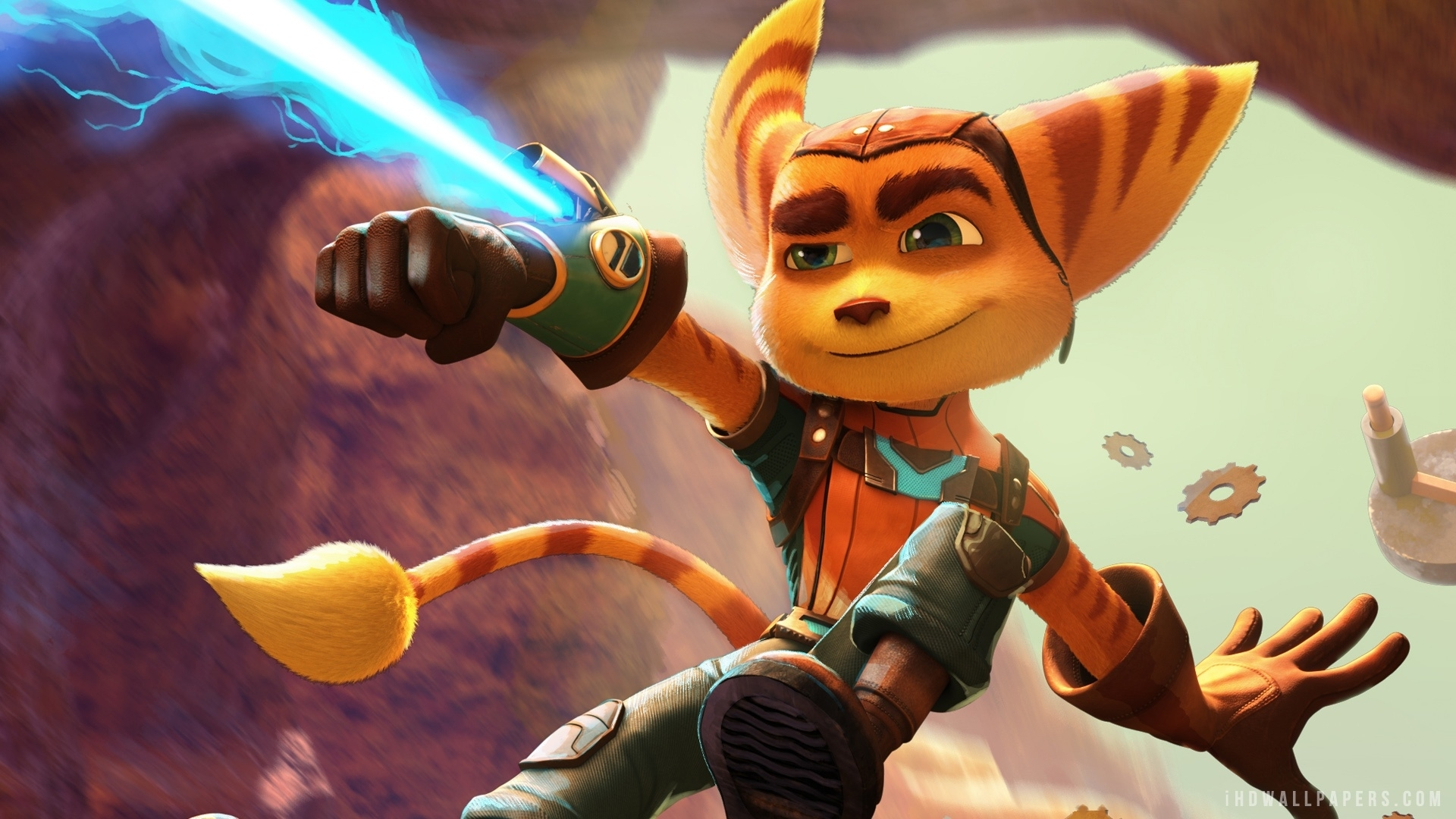 ratchet clank movie 2015 hd wallpaper - ihd wallpapers   ratchet and