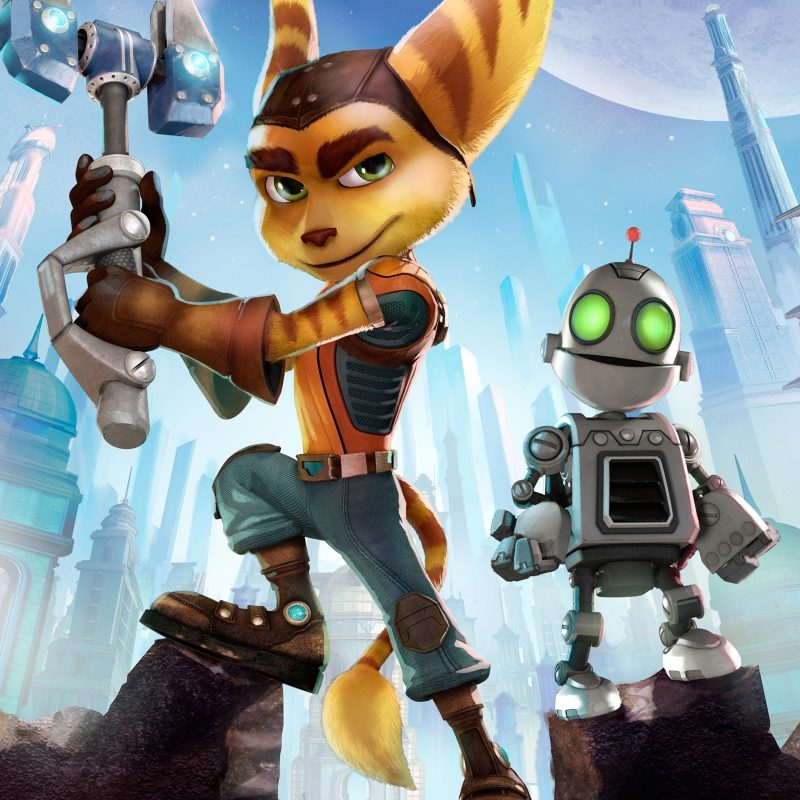 10 Best Ratchet And Clank Movie Wallpaper FULL HD 1080p For PC Desktop 2018 free download ratchet clank movie 2016 wallpaper movies and tv series 800x800