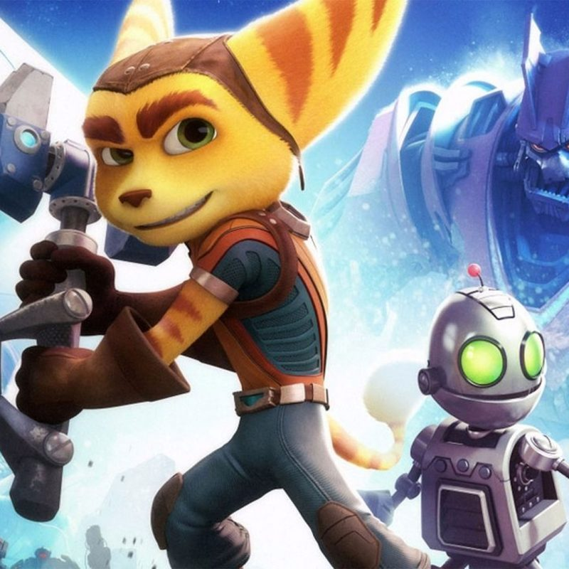 10 Best Ratchet And Clank Movie Wallpaper FULL HD 1080p For PC Desktop 2018 free download ratchet clank wallpapers in ultra hd 4k 2 800x800