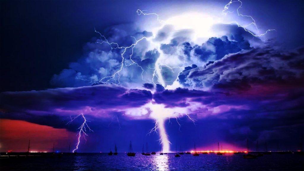 10 Top Lightning Storm Wallpaper Hd FULL HD 1080p For PC Desktop 2018 free download real lightning storm wallpaper hd ololoshka pinterest 1024x576
