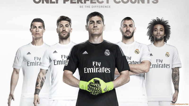 10 Most Popular Real Madrid 2016 Wallpaper FULL HD 1080p For PC Background 2018 free download real madrid cf 2015 2016 adidas home kit wallpapers freshwallpapers 800x450