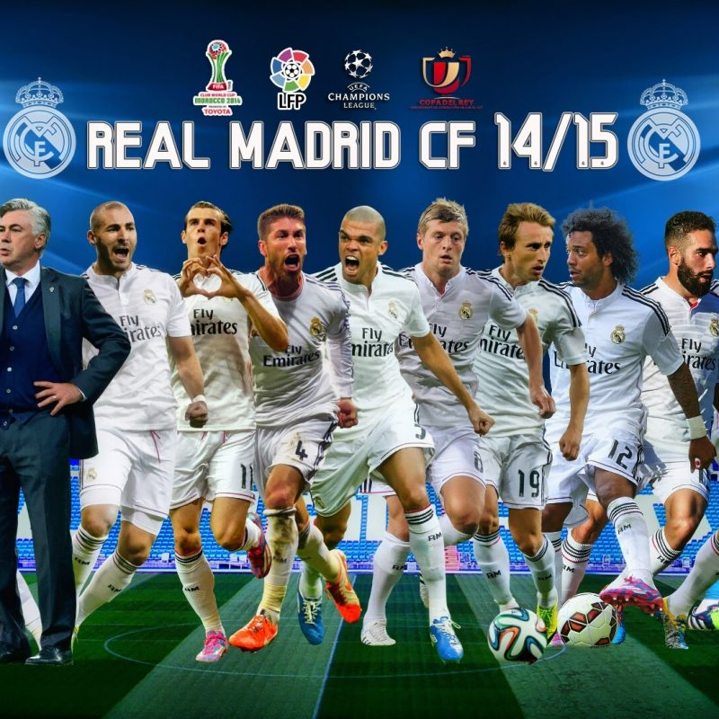 10 Most Popular Real Madrid Wallpaper 2015 FULL HD 1920×1080 For PC Desktop 2018 free download real madrid cf 2015 wallpapers 800x800