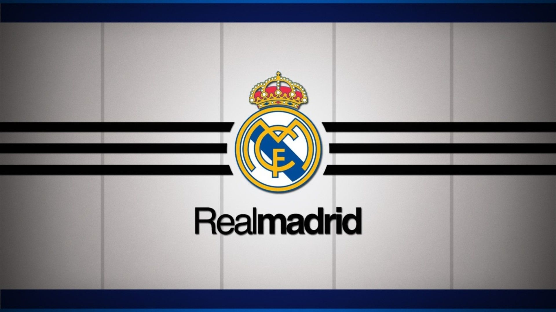 real madrid logo wallpaper 1080p   real madrid   pinterest