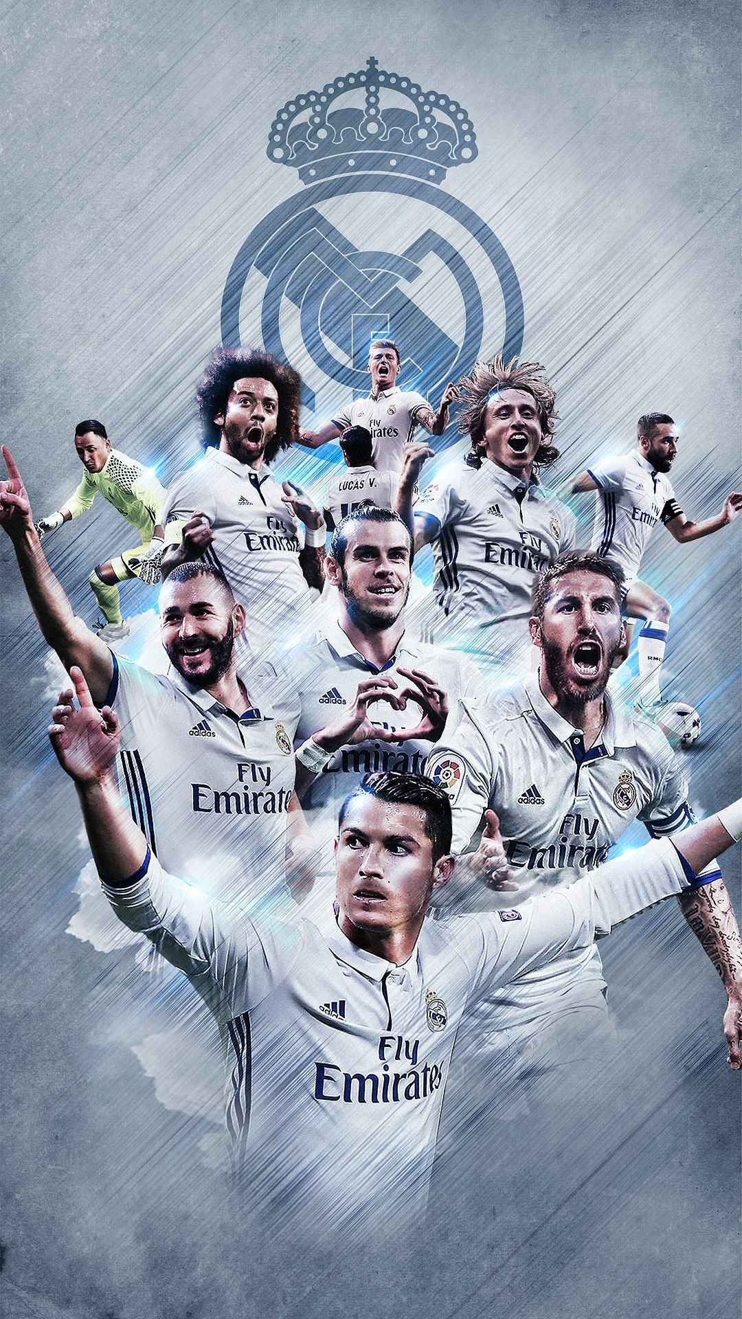 real madrid wallpaper 2017.18 - wallpaper hd
